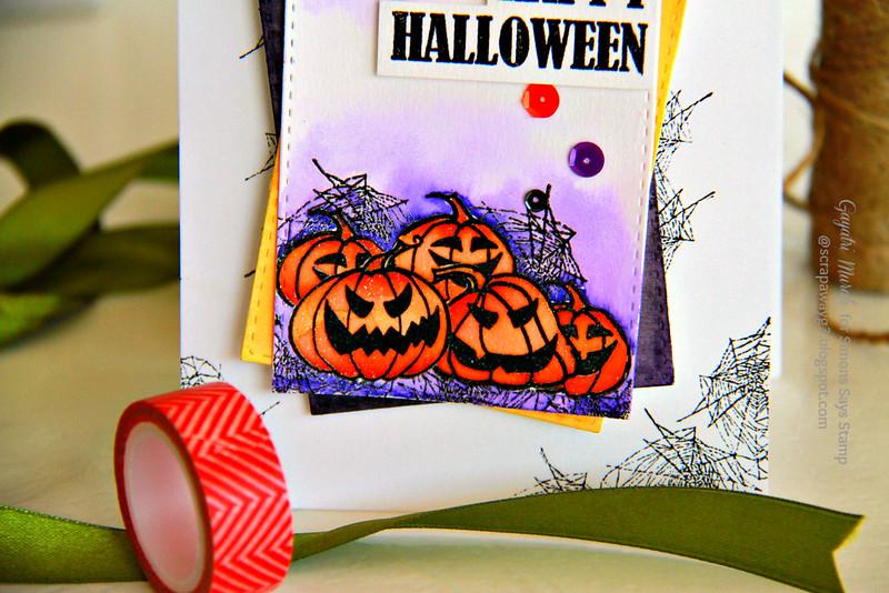 Happy Halloween closeup2