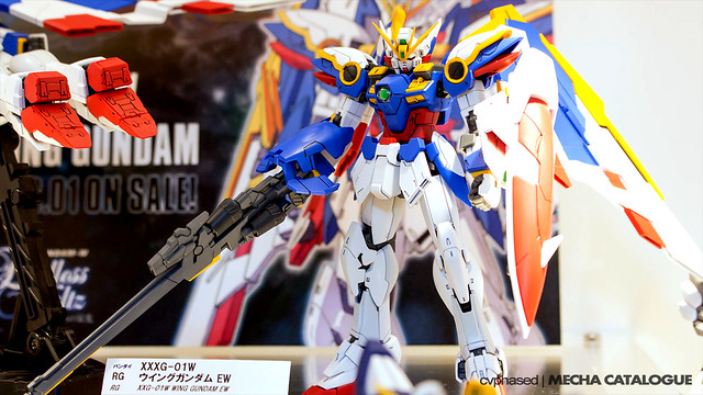55th All Japan Model & Hobby Show - Gunpla