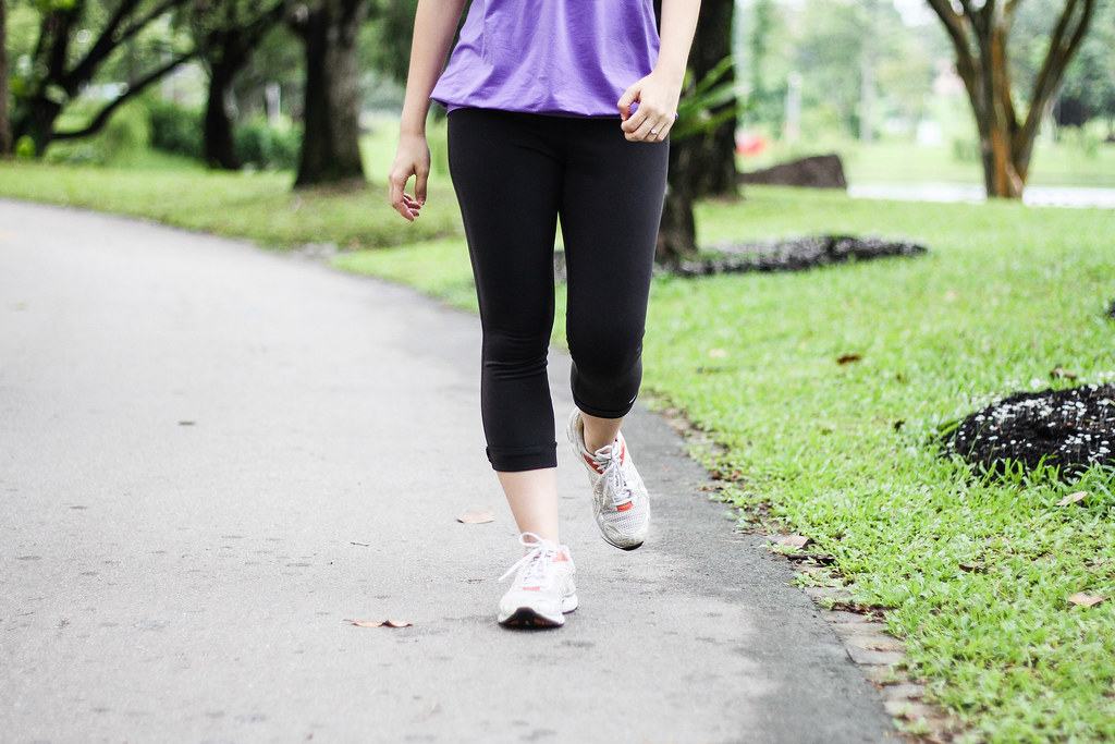 Healthy Lifestyle Festival SG: Maureen Walking