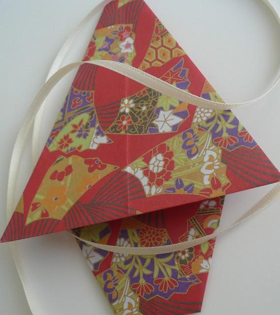 Origami Fir Tree
