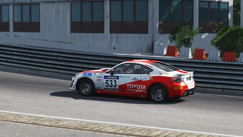 Toyota GT86 - Toyota Swiss Racing Team - VLN 2015 - Assetto Corsa (3)