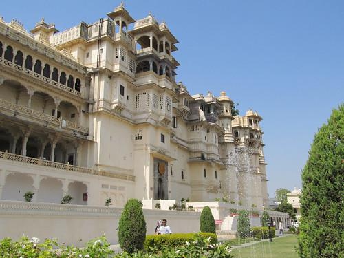 Palais d'Udaipur