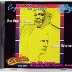 JOHNNY WINTER WILLIE DIXON CRYIN' THE BLUES