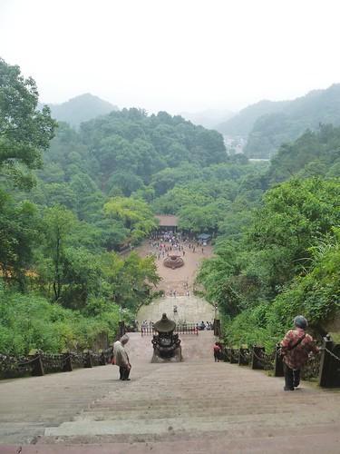 CH-Leshan-Bouddha oriental (3)