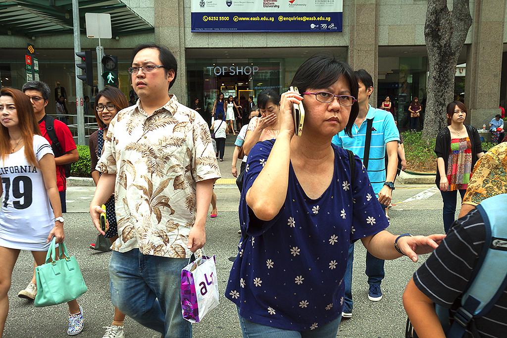 Victoria Street--Singapore 2