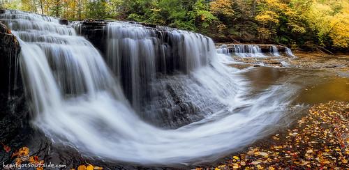 2015 autumn cleveland cuyahogavalley d610 fall landscape metropark nationalpark nature nikon october ohio quarryrockfalls travel water waterfall brilliant