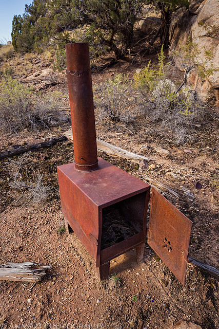Backcountry Furnace