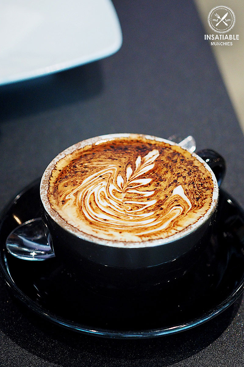 Cappuccino, Momo Brasserie: Sydney Food Blog Review