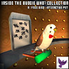 [ free bird ] Inside the Budgie Who? Collection