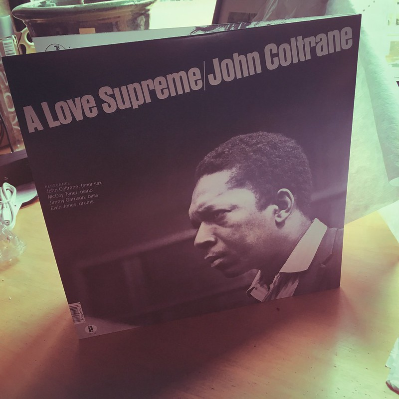 A Love Supreme  John Coltrane