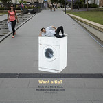 Got any whitegoods lying around?