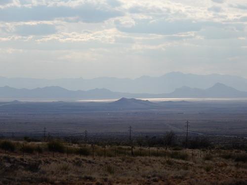 Onderweg naar Arizona