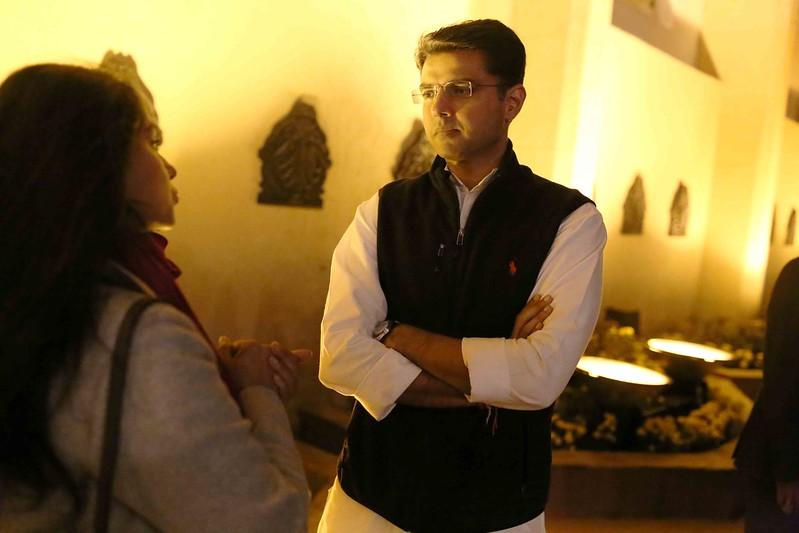 Netherfield Ball – Barkha Dutt's Book Reception, The Taj Mahal Hotel
