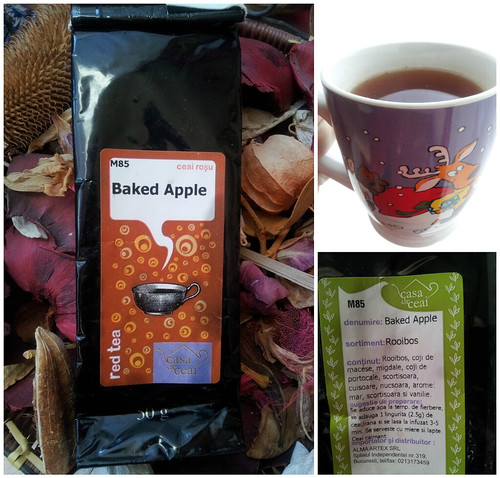 Baked Apple Tea