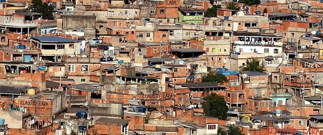 Ricko de IPANEMA ≠ POBRE PENHA - desigualdade social