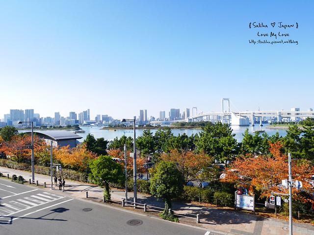 台場一日遊台場海濱公園夜景百貨公司必看 (8)