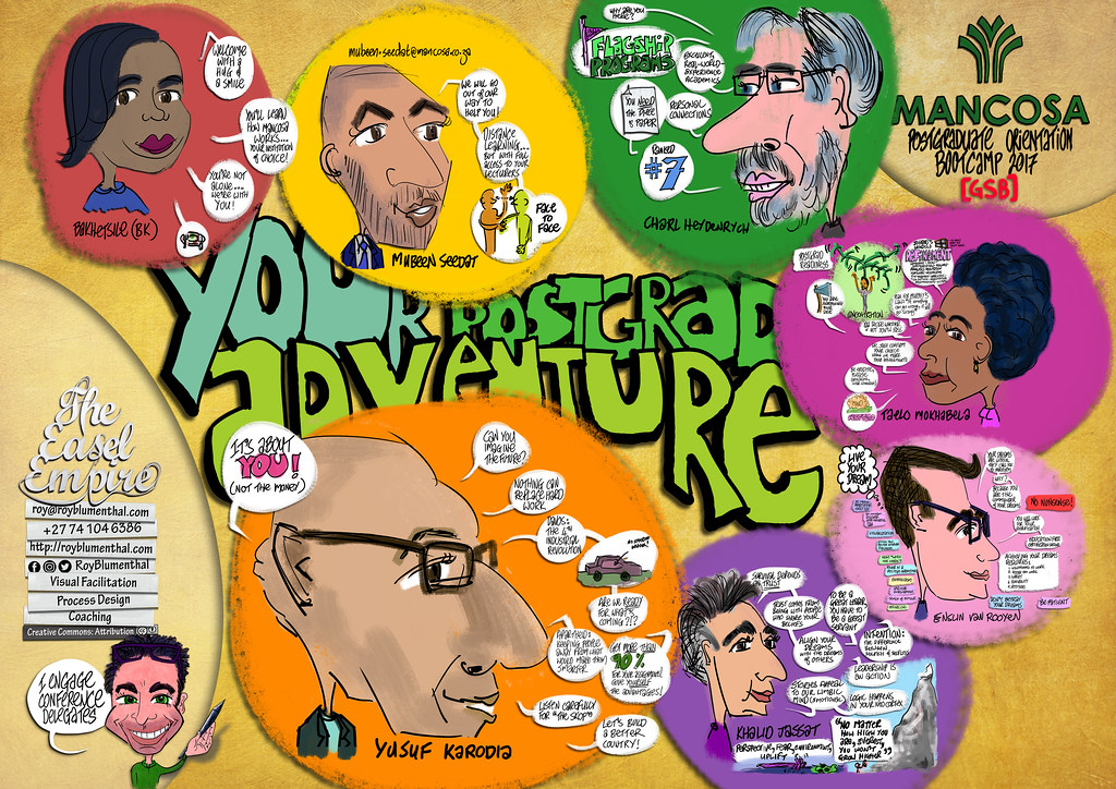 2 of 3: Mancosa — Your Postgraduate Adventure