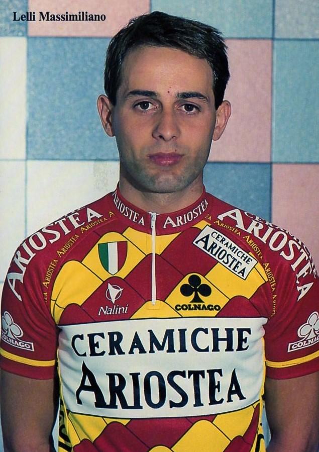 Massimiliano Lelli - Ceramiche Ariostea 1993