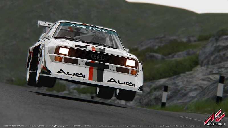 Assetto Corsa 2017 Audi Quattro S1 Group B
