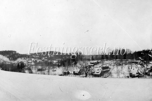Sanvika Bærum 1940-1945 ((886)