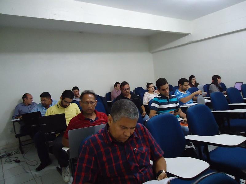 Abertura do Curso PJE Justiça do Trabalho, Federal e Estadual (Juizados Especiais)