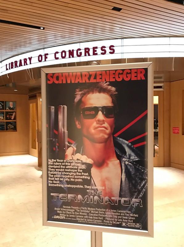 Terminator at LOC