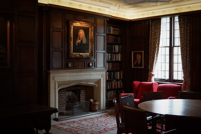 Prince's Chamber, Middle Temple, London
