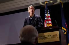 "Historian H.W. Brands ""The General vs. The President"" at GVSU"