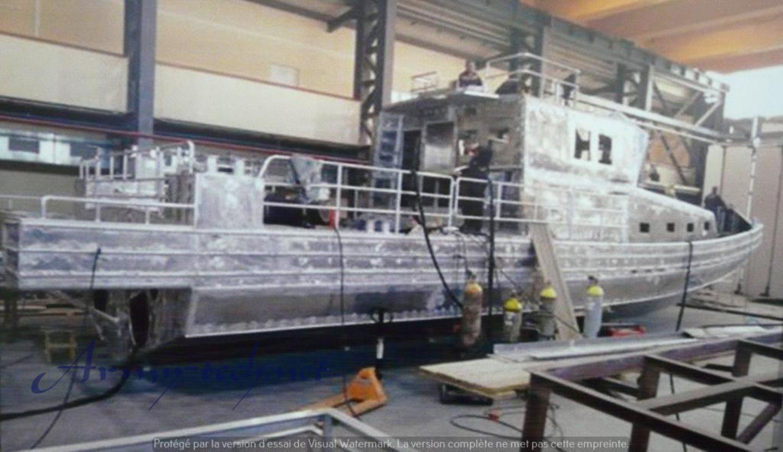الصناعة البحرية العسكرية الجزائرية [ زوارق ] 33195614945_a310150f1d_o