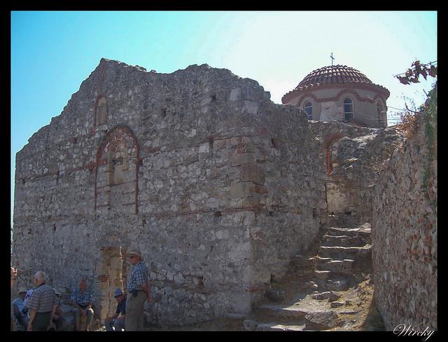Grecia Nauplia Esparta Mistrás Olimpia - St Nikolaos