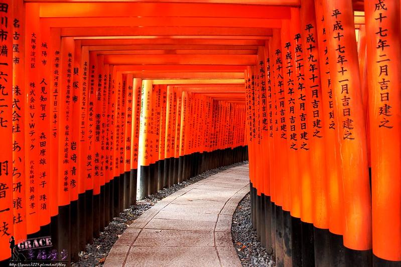 京都 稻荷神社