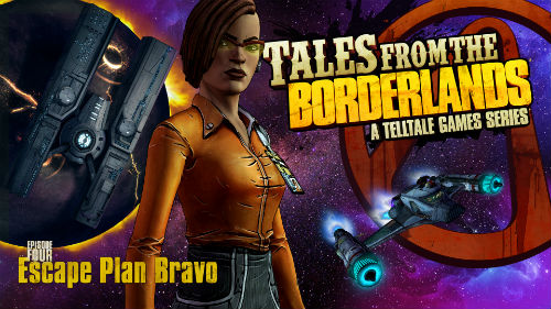 Tales from the Borderlands: Episode 4 to be released next week