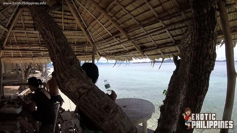 Banana Island Coron Palawan