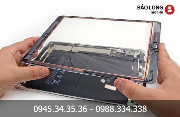 Thay, sửa màn hình mặt kính cảm ứng iPad 2/3/4/Mini/Air/iPad Air 2 chính hãng tại HCM