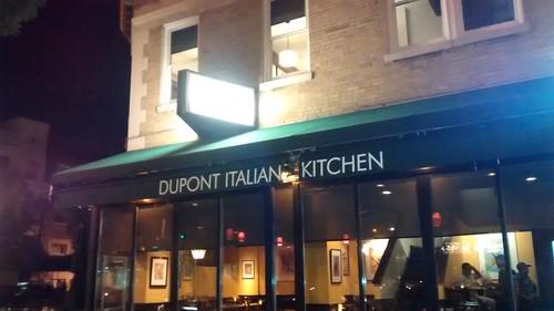 Washington DC Dupont Italian Kitchen Jul 15 1