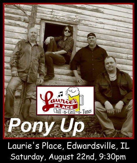 Pony Up 8-22-15