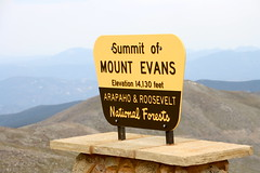 2015-8-26 Mount Evans in Colorado