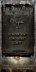 Visual Artist Series Opening for Maghda 5 September