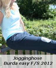 Hose Jogginghose Burda