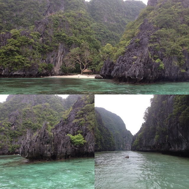 The Big Lagoon in El Nido, Palawan #travel #ElNido #Palawan #islands #protectedareas #filmmaking #lonelyplanet #Paradise #photo #Philippines