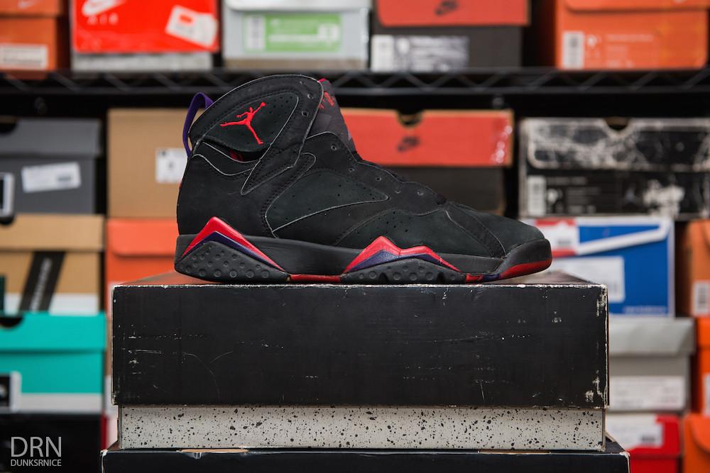 1992 Black & Red VII's.