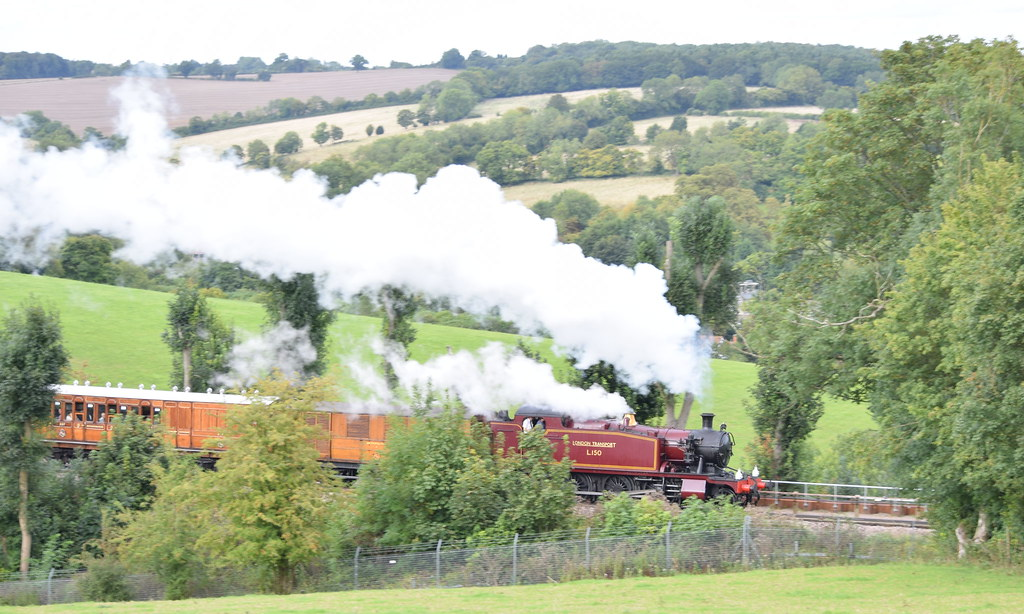Watford 90- Steam Special -Chess Valley