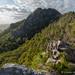 Flinders Peak with model by NettyA