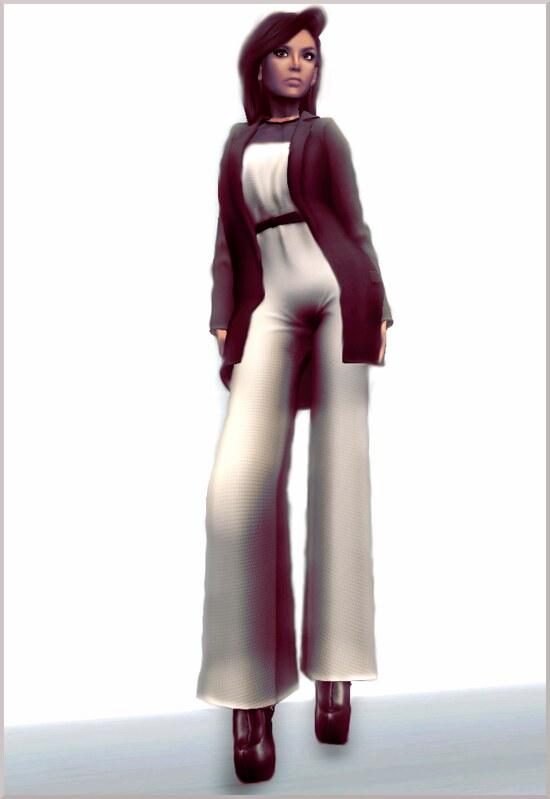 Outfit#1 Challenge Narciso Rodriguez - SueGeeli DeCuir