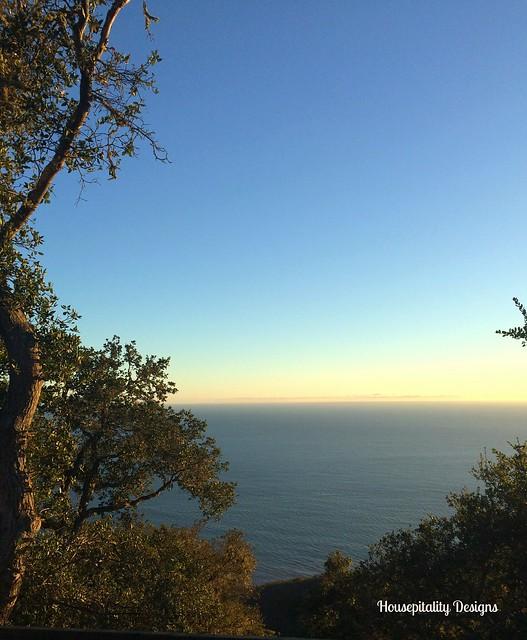 Sunset at Big Sur, CA - Housepitality Designs