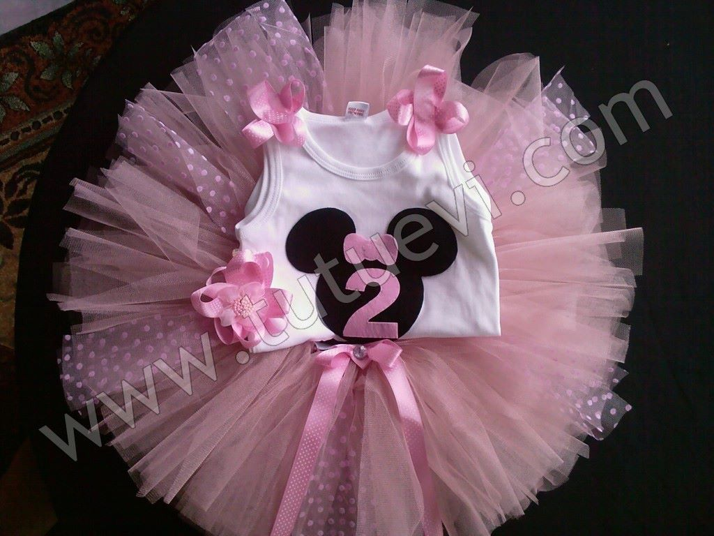 Ayşegül Hanımın Prenses kızının tütü takımı hazır, mutlu günlerde giymesini diliyoruz.