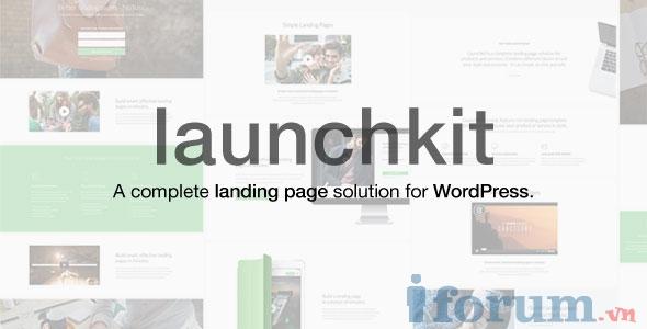Themeforest Launchkit