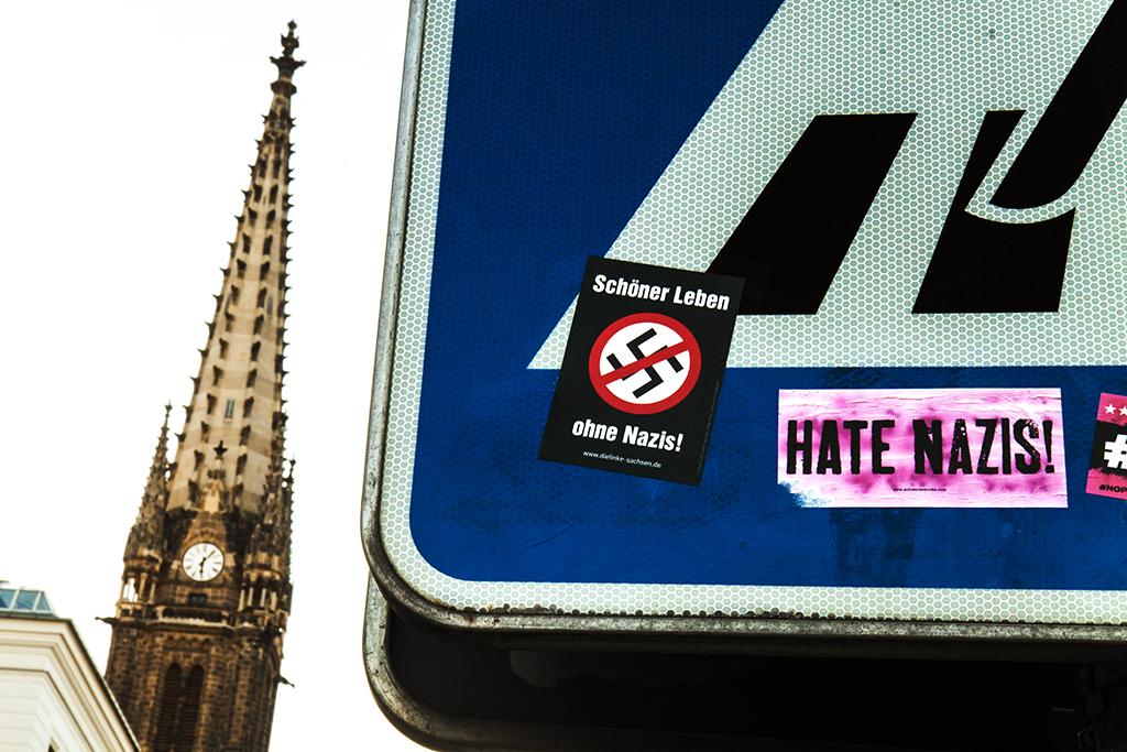 Shoner Leben ohne Nazis!--Leipzig