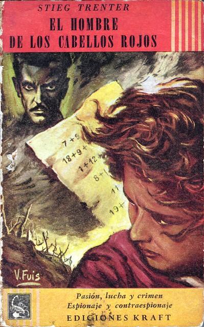 Stieg Trenter - El hombre de los cabellos rojos (Guillermo Kraft)