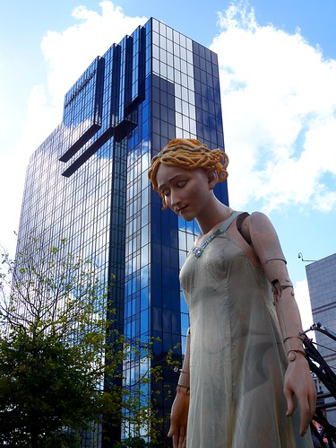 Giant Puppet - 1